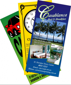 Một số mẫu tờ rơi về các dịch vụ du lịch và thuê xe, có thể dùng tham khảo màu sắc khi thiết kế tờ rơi tiệc tùng