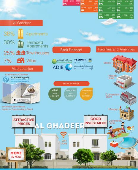 Mẫu tờ rơi marketing cho doanh nghiệp - báo giá các gói nhà ở