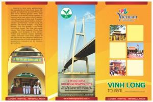 Mẫu thiết kế và in tờ rơi quảng cáo du lịch giá rẻ cho hãng du lịch Việt Nam
