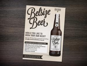 Mẫu tờ rơi quảng cáo loại Beer ( bia) mới - in tờ rơi nhanh giá rẻ tại Hoàng Quốc Việt Hà Nội