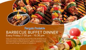 Bữa tối buffet thịt nướng thỏa thích là thông tin mà khách hàng có thể lập tức thấy được trong 2 giây. Chắc chắn đây là mẫu in tờ rơi quảng cáo thành công lôi kéo được nhiều khách hàng